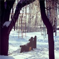 Одиночно :: Кристина Калягина