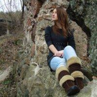 В руинах :: Елена Сулима
