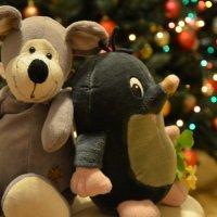 Крот и Мышь :: Рустам Гаджиев