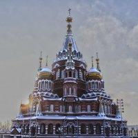 Собор Святого Михаила, Ижевск :: Евгений Торохов