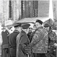 Защитники. :: Владислав Куликов