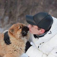 Поцелуйчики- вот такая любовь :: Кристина Шамсутдинова