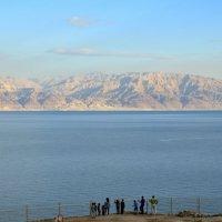 Вечер на Мертвом море. :: Леонид Спектор