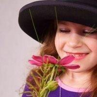 цветочек :: Анастасия Калачева
