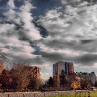 Новый взгляд на старый город. :: Алла Мещерякова