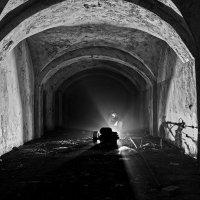 Одинокий волшебник :: Анна Аринова