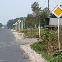 Очен главная дорога :: павел Труханов
