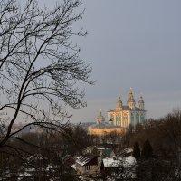 Зимний вечер в Смоленске :: Анатолий Тимофеев