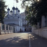 черниговский  переулок :: Константин Кокошкин