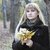 осень :: Елена Бармакина
