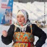 Красавица!!! :: Вера Тимофеева
