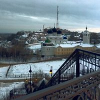 Панорама г. Киров :: Светлана Ложкина