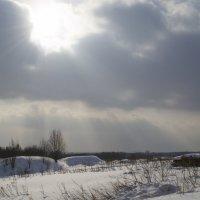 солнце вышло из-за туч))) :: Натали Зимина