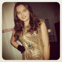 Вечеринка на НГ (2013) :: Мария Афанасьева