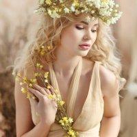 Весна в фотостудии PARIS :: Ирина Филатова