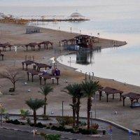 Рассвет на Мёртвом море :: Lev Tovbin