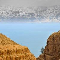 Мертвое море.... :: Леонид Спектор