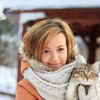 весна скоро :: Ольга Дыкова