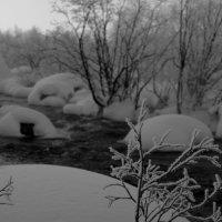 на реке морозно... :: вадим измайлов