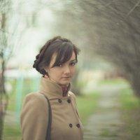 Холодная весна :: Мария Евстафьева
