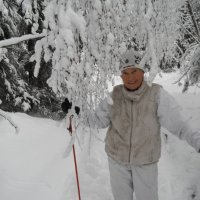 снегурка :: нина полянская