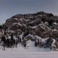 Бирюсинские скалы :: Ирина Якунина