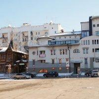 Старое и новое. :: Сергей Исаенко