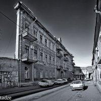 Загадки старой Одессы :: Вахтанг Хантадзе
