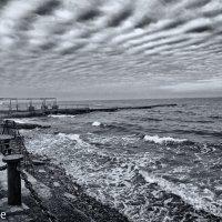 Зимний пляж :: Вахтанг Хантадзе