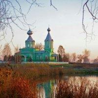 Крупецкая церковь :: Евгений Лимонтов