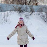 Ангелочек на коньках :: Seda Yegiazaryan