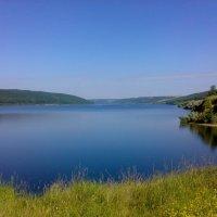 Новоднестровское водохранилище :: Дмитрий Кулинич
