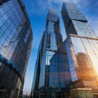 Москва-Сити :: Sergey Tyulev