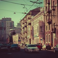 Sunset in old town 1 :: Игорь Найда