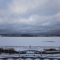 Белая река :: игорь щелкалин