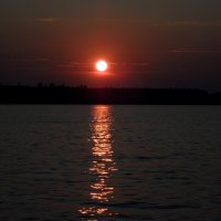 Закат в Лесной сказке :: Маргарита N