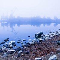Туман. Байкал. :: Ольга Антонюк