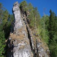 Камень на Чусовой 2 :: Сергей Комков