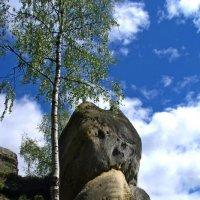 Камень на Усьве :: Сергей Комков
