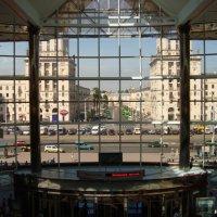 ЖД вокзал в Минске :: Дмитрий Кулинич