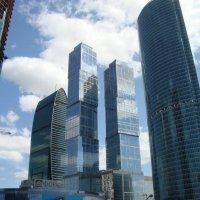 Москва-Сити :: Дмитрий Кулинич