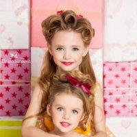 Детки-конфетки :: Ольга Шеломенцева