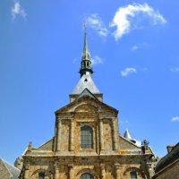 Церковь Мон-Сен-Мишель :: человечик prikolist