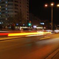 На дороге :: Elena Balatskaya