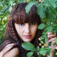 в ранетках :: Ирина Живодерова