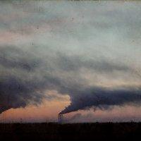 Облака большого города :: Евгения Савина