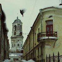 Выборг. Переулок (35 мм) :: Александр Коновалов