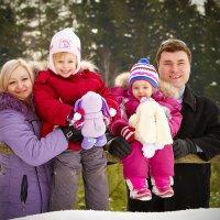 Семейный портрет :: Наталья Поздняк