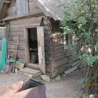 Старая баня :: Ильнур Муратов