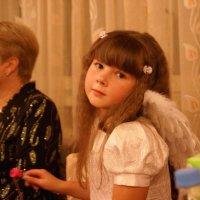 Ангел воплоти :: Александра Мокроусова